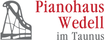 Pianohaus Wedell Logo